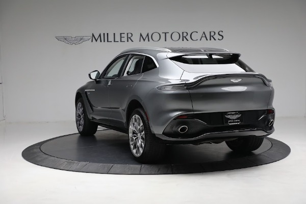 Used 2021 Aston Martin DBX for sale Sold at Alfa Romeo of Greenwich in Greenwich CT 06830 4