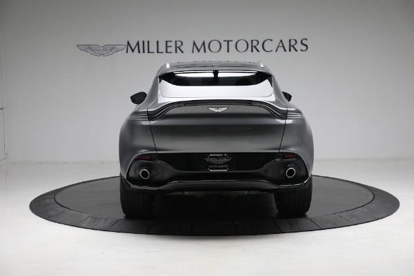 Used 2021 Aston Martin DBX for sale Sold at Alfa Romeo of Greenwich in Greenwich CT 06830 5