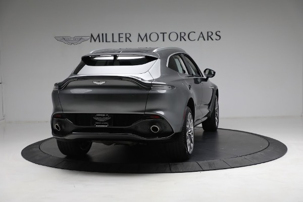 Used 2021 Aston Martin DBX for sale Sold at Alfa Romeo of Greenwich in Greenwich CT 06830 6