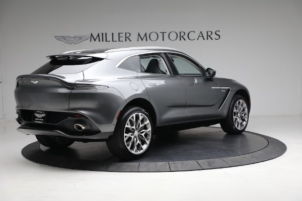Used 2021 Aston Martin DBX for sale Sold at Alfa Romeo of Greenwich in Greenwich CT 06830 7