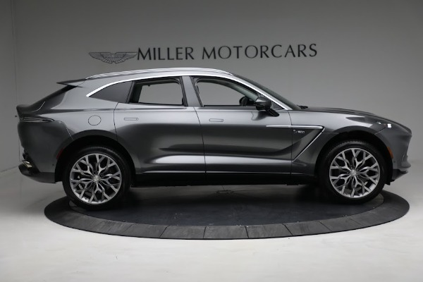 Used 2021 Aston Martin DBX for sale Sold at Alfa Romeo of Greenwich in Greenwich CT 06830 8
