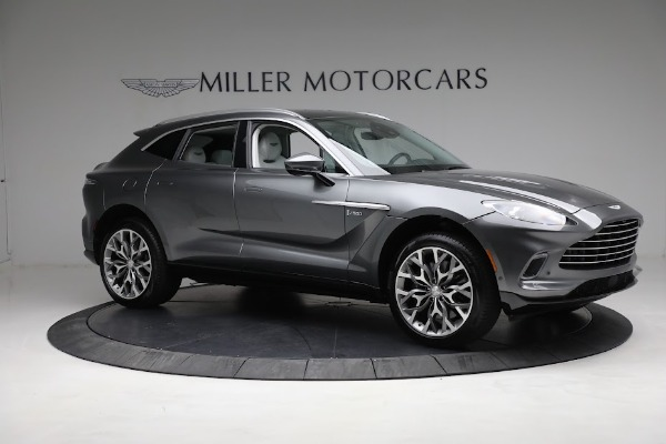 Used 2021 Aston Martin DBX for sale Sold at Alfa Romeo of Greenwich in Greenwich CT 06830 9