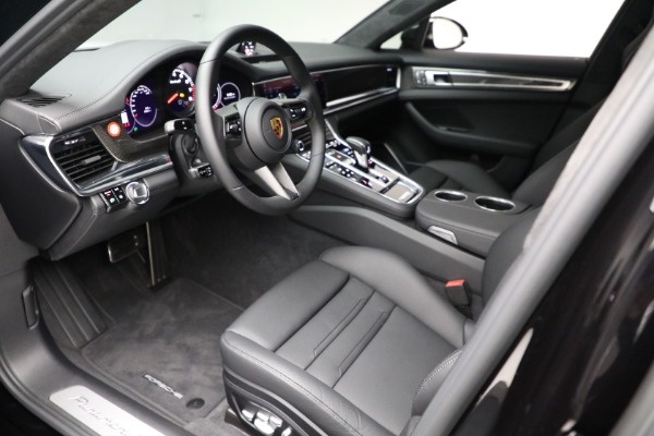 Used 2021 Porsche Panamera Turbo S for sale Call for price at Alfa Romeo of Greenwich in Greenwich CT 06830 17