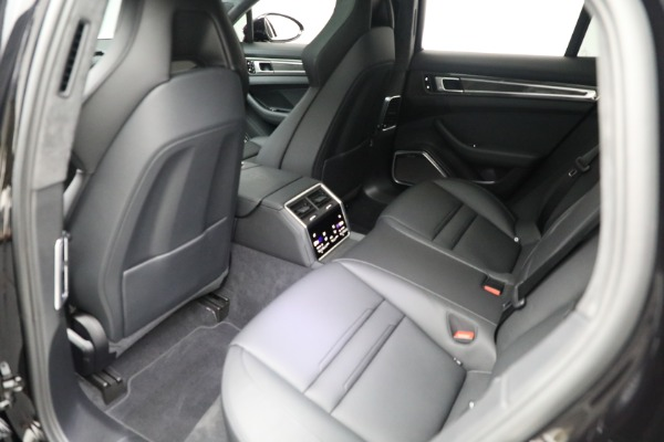 Used 2021 Porsche Panamera Turbo S for sale Call for price at Alfa Romeo of Greenwich in Greenwich CT 06830 20