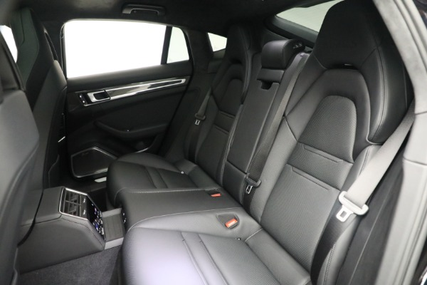 Used 2021 Porsche Panamera Turbo S for sale Call for price at Alfa Romeo of Greenwich in Greenwich CT 06830 22