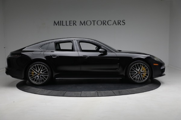 Used 2021 Porsche Panamera Turbo S for sale Call for price at Alfa Romeo of Greenwich in Greenwich CT 06830 8