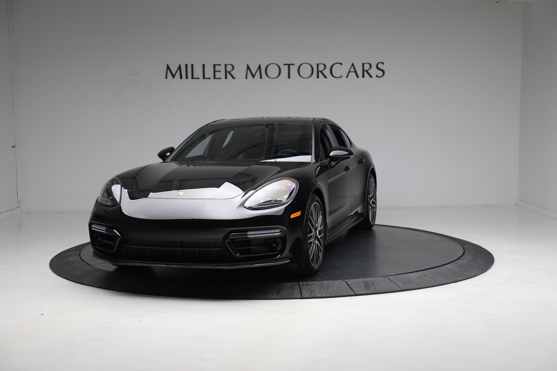 Used 2021 Porsche Panamera Turbo S for sale Call for price at Alfa Romeo of Greenwich in Greenwich CT 06830 1