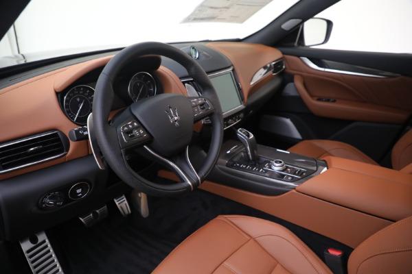New 2021 Maserati Levante S GranSport for sale Call for price at Alfa Romeo of Greenwich in Greenwich CT 06830 13