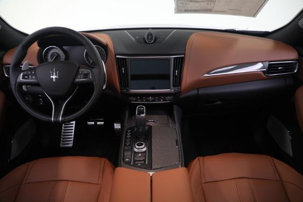 New 2021 Maserati Levante S GranSport for sale Call for price at Alfa Romeo of Greenwich in Greenwich CT 06830 16