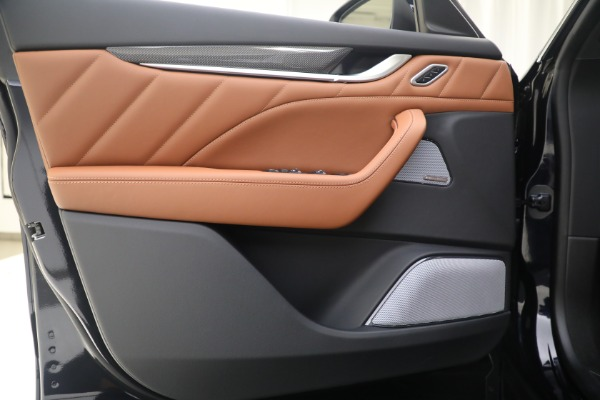 New 2021 Maserati Levante S GranSport for sale Call for price at Alfa Romeo of Greenwich in Greenwich CT 06830 17