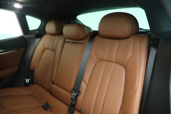 New 2021 Maserati Levante S GranSport for sale Call for price at Alfa Romeo of Greenwich in Greenwich CT 06830 18