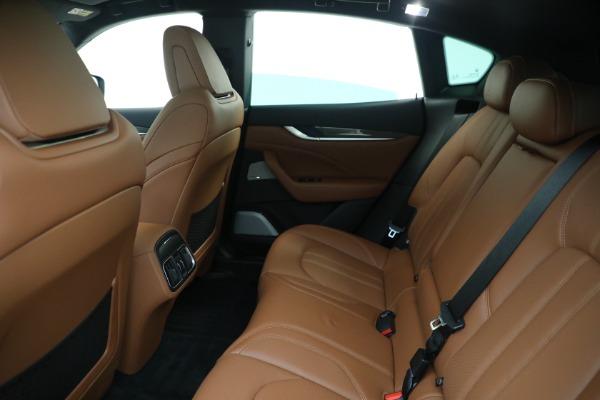 New 2021 Maserati Levante S GranSport for sale Call for price at Alfa Romeo of Greenwich in Greenwich CT 06830 19