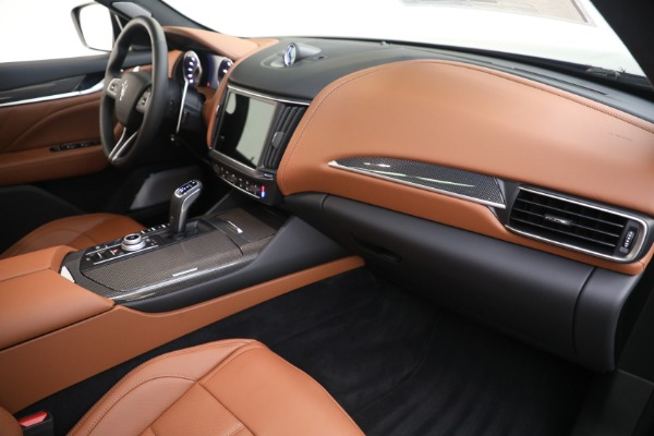 New 2021 Maserati Levante S GranSport for sale Call for price at Alfa Romeo of Greenwich in Greenwich CT 06830 21