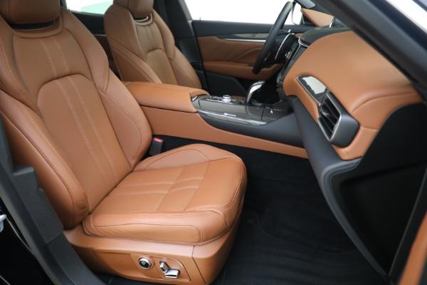 New 2021 Maserati Levante S GranSport for sale Call for price at Alfa Romeo of Greenwich in Greenwich CT 06830 23