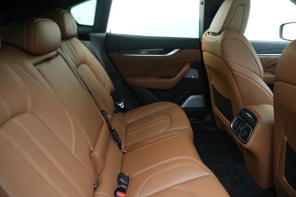 New 2021 Maserati Levante S GranSport for sale Call for price at Alfa Romeo of Greenwich in Greenwich CT 06830 25