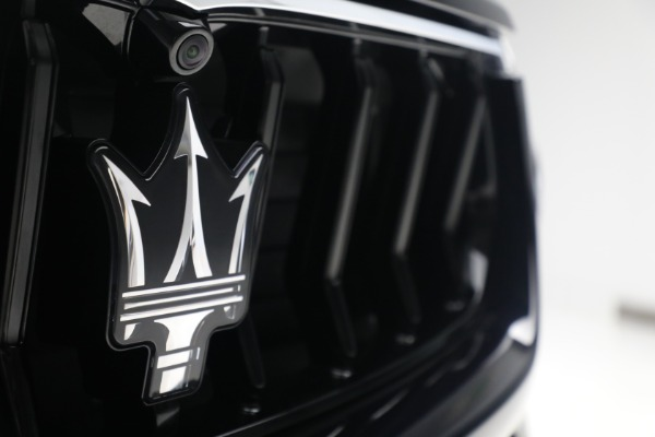New 2021 Maserati Levante S GranSport for sale Call for price at Alfa Romeo of Greenwich in Greenwich CT 06830 28