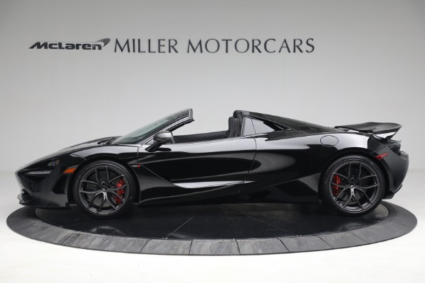 New 2021 McLaren 720S Spider for sale $374,120 at Alfa Romeo of Greenwich in Greenwich CT 06830 3