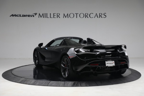New 2021 McLaren 720S Spider for sale $374,120 at Alfa Romeo of Greenwich in Greenwich CT 06830 5