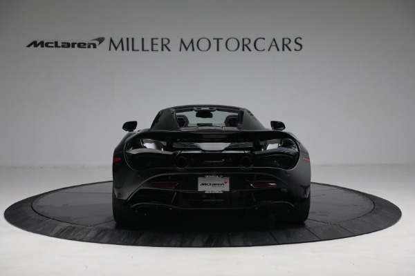 New 2021 McLaren 720S Spider for sale $374,120 at Alfa Romeo of Greenwich in Greenwich CT 06830 6