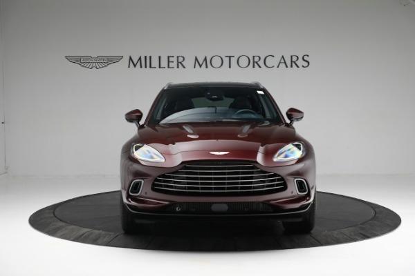New 2021 Aston Martin DBX for sale $196,386 at Alfa Romeo of Greenwich in Greenwich CT 06830 11