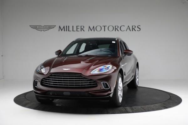 New 2021 Aston Martin DBX for sale $196,386 at Alfa Romeo of Greenwich in Greenwich CT 06830 12