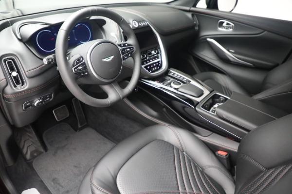 New 2021 Aston Martin DBX for sale $196,386 at Alfa Romeo of Greenwich in Greenwich CT 06830 13