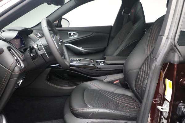 New 2021 Aston Martin DBX for sale $196,386 at Alfa Romeo of Greenwich in Greenwich CT 06830 14