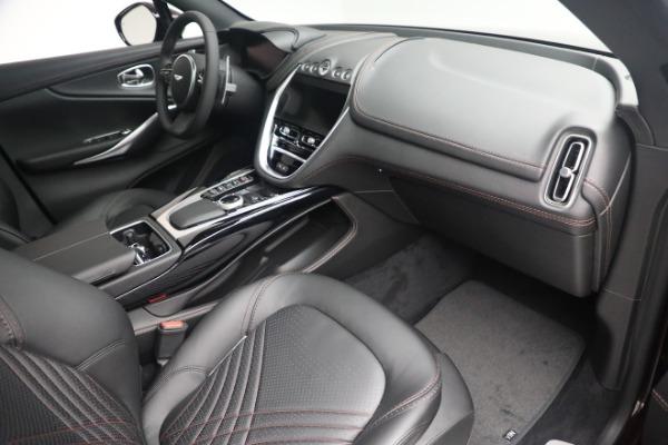 New 2021 Aston Martin DBX for sale $196,386 at Alfa Romeo of Greenwich in Greenwich CT 06830 16