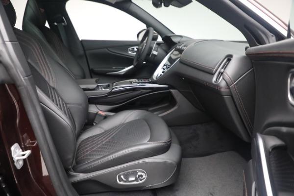 New 2021 Aston Martin DBX for sale $196,386 at Alfa Romeo of Greenwich in Greenwich CT 06830 17