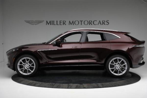 New 2021 Aston Martin DBX for sale $196,386 at Alfa Romeo of Greenwich in Greenwich CT 06830 2