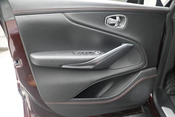 New 2021 Aston Martin DBX for sale $196,386 at Alfa Romeo of Greenwich in Greenwich CT 06830 20