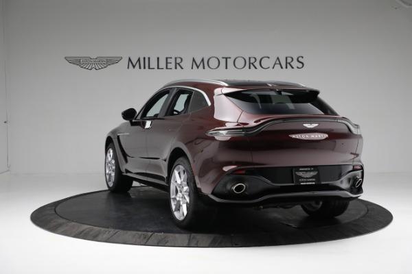 New 2021 Aston Martin DBX for sale $196,386 at Alfa Romeo of Greenwich in Greenwich CT 06830 4