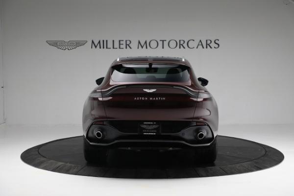 New 2021 Aston Martin DBX for sale $196,386 at Alfa Romeo of Greenwich in Greenwich CT 06830 5