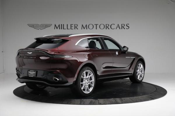 New 2021 Aston Martin DBX for sale $196,386 at Alfa Romeo of Greenwich in Greenwich CT 06830 7