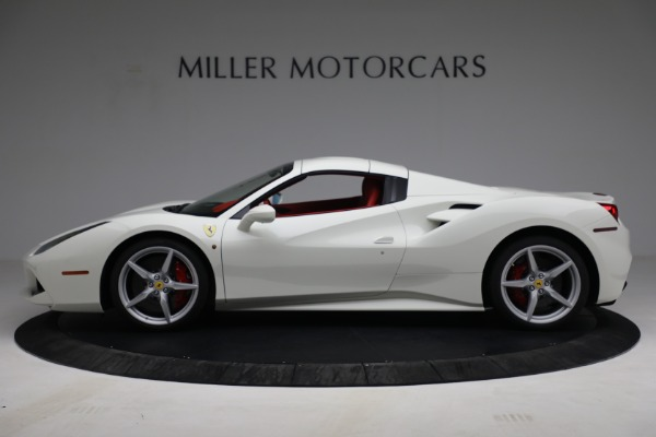 Used 2017 Ferrari 488 Spider for sale Call for price at Alfa Romeo of Greenwich in Greenwich CT 06830 15