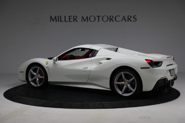 Used 2017 Ferrari 488 Spider for sale Call for price at Alfa Romeo of Greenwich in Greenwich CT 06830 16