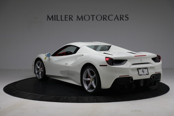 Used 2017 Ferrari 488 Spider for sale Call for price at Alfa Romeo of Greenwich in Greenwich CT 06830 17