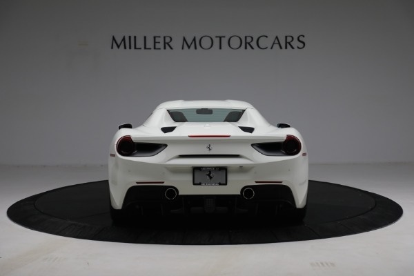 Used 2017 Ferrari 488 Spider for sale Call for price at Alfa Romeo of Greenwich in Greenwich CT 06830 18