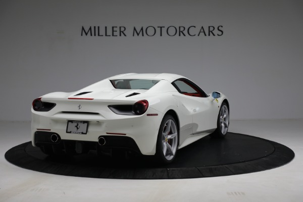 Used 2017 Ferrari 488 Spider for sale Call for price at Alfa Romeo of Greenwich in Greenwich CT 06830 19