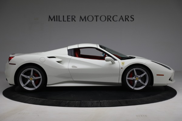 Used 2017 Ferrari 488 Spider for sale Call for price at Alfa Romeo of Greenwich in Greenwich CT 06830 21