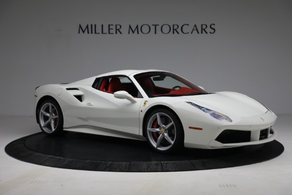 Used 2017 Ferrari 488 Spider for sale Call for price at Alfa Romeo of Greenwich in Greenwich CT 06830 22