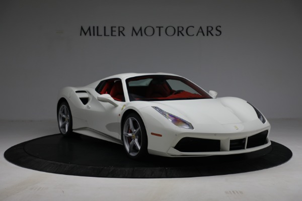 Used 2017 Ferrari 488 Spider for sale Call for price at Alfa Romeo of Greenwich in Greenwich CT 06830 23