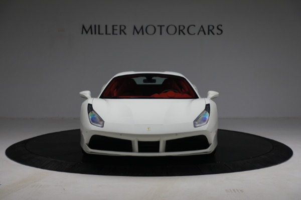 Used 2017 Ferrari 488 Spider for sale Call for price at Alfa Romeo of Greenwich in Greenwich CT 06830 24