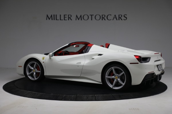 Used 2017 Ferrari 488 Spider for sale Call for price at Alfa Romeo of Greenwich in Greenwich CT 06830 4