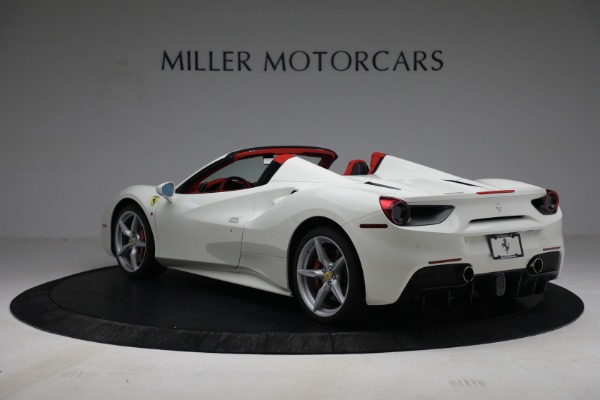 Used 2017 Ferrari 488 Spider for sale Call for price at Alfa Romeo of Greenwich in Greenwich CT 06830 5