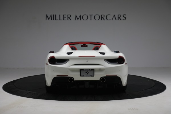 Used 2017 Ferrari 488 Spider for sale Call for price at Alfa Romeo of Greenwich in Greenwich CT 06830 6