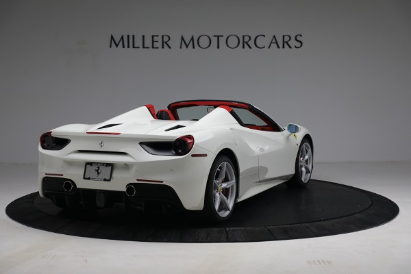 Used 2017 Ferrari 488 Spider for sale Call for price at Alfa Romeo of Greenwich in Greenwich CT 06830 7