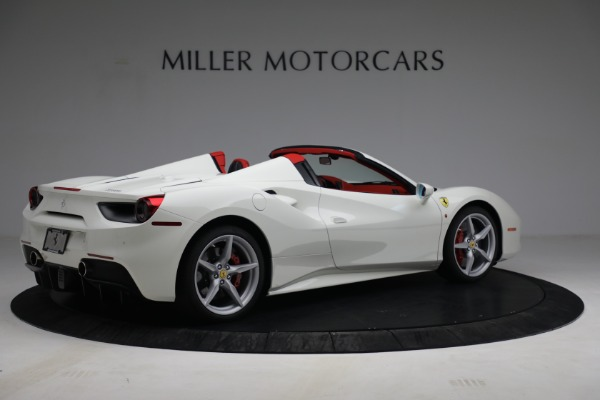 Used 2017 Ferrari 488 Spider for sale Call for price at Alfa Romeo of Greenwich in Greenwich CT 06830 8
