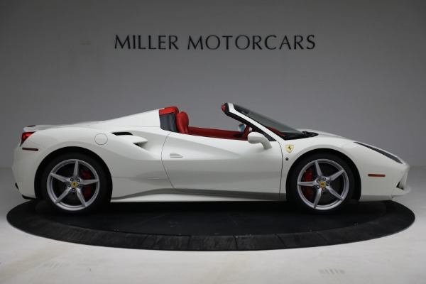 Used 2017 Ferrari 488 Spider for sale Call for price at Alfa Romeo of Greenwich in Greenwich CT 06830 9