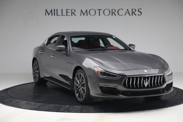 New 2021 Maserati Ghibli SQ4 GranLusso for sale Sold at Alfa Romeo of Greenwich in Greenwich CT 06830 11